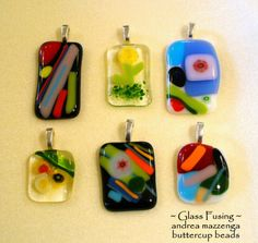 Silver & Glass fusing classes