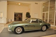 There are so many beautiful cars out there but it will never get any better than this 1961 Aston Martin DB4 GT Zagato.