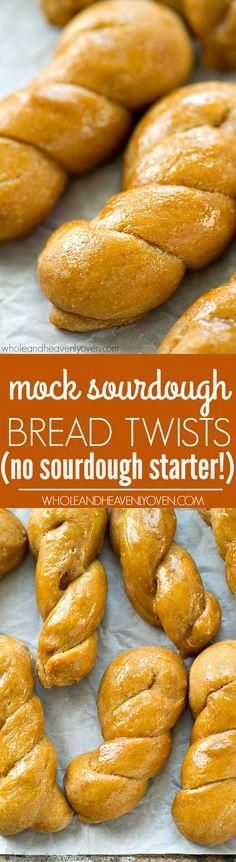 Sourdough bread with