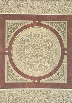 Арабский и персидский орнаменты. Арабский и персидский орнаменты. #34
