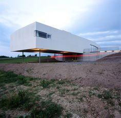Raumstation House by X architekten