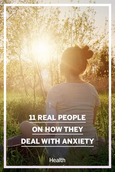 Happy People, Real People, Sassy Water, Institute Of Mental Health, Corpse Pose, Think Happy Thoughts, Learning To Let Go, Sleep Remedies, Deal With Anxiety