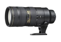 One Day! sooner than later I hope Nikon 70-200mm f/2.8G ED VR II AF-S Nikkor Zoom Lens For Nikon Digital SLR Cameras