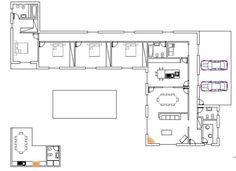 Para quem quer construir uma casa em formato de L. Conheça algumas Plantas de casas em L grátis, aproveite as dicas, use os modelos para montar a sua.