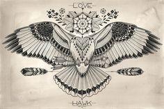 David Hale - Love Hawk Studios