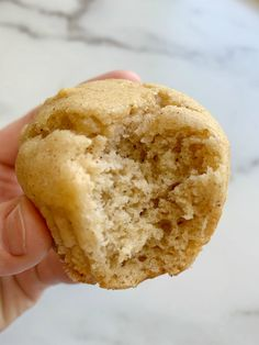 Applesauce Muffins are so moist, lightly sweet, and easy to make in one bowl with no mixer needed! Sour cream and applesauce makes these muffins so moist, and they bake up perfectly round each and every time. You will love these delicious muffins! Muffin Recipes, Baby Food Recipes, Sweet Recipes, Snack Recipes, Dessert Recipes, Cooking Recipes, Bread Recipes, Baking With Applesauce, Applesauce Muffins