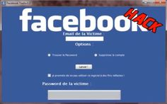 Facebook Pirater Compte http://beeurl.org/fbpirater