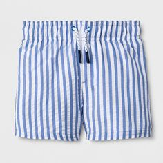 Baby Boys Swim Trunks - Cat & Jack™ Blue 18M : Target