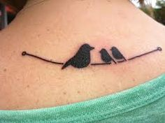 Love this, maybe with a little pink on the baby bird. Could always add more children :)