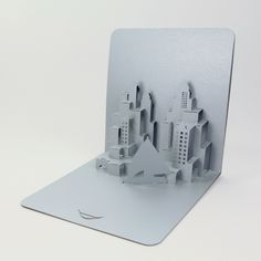 http://www.foldform.co.uk/regular Cards fold down to 137 x 137 mm (square greeting card size)