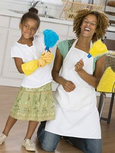 30 Quick and Easy Cleaning Tips: Send dirt and germs packing with tips your mother never taught you
