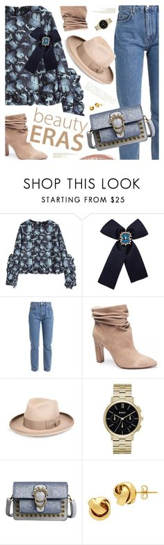 Chic In The City by pokadoll on Polyvore featuring Chinese Laundry, DKNY, Lord & Taylor, STELLA McCARTNEY and Topshop