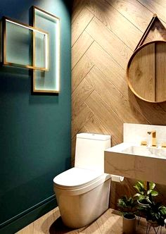↗️ 96 Amazing Bathroom Lighting Design Ideas to Inspire Your Bathroom Design 6769 Bathroom Lighting Design, Bathroom Design Small, Bathroom Interior Design, Modern Bathroom, Bathroom Designs, Modern Toilet, Master Bathroom, Minimal Bathroom, Boho Bathroom