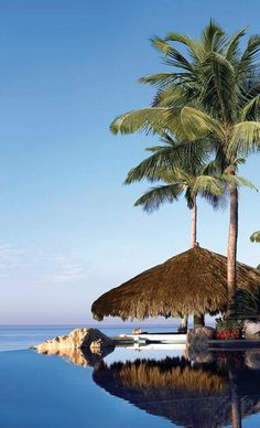 The go-to resort for the Hollywood set since opening in 1956. #Mexico resort