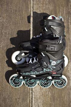 Patins Rollerblade Twister 80 W