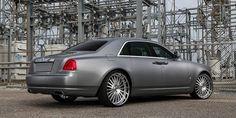 Cars Gallery | Rolls Royce | Ghost | Grey | Forgiato