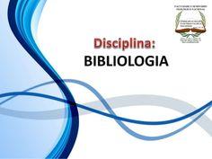Disciplina de Bibliologia