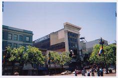SABER San Francisco Street Bombing