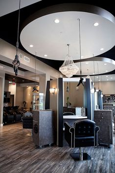 51 Best Salon Flooring Design Images Salon Interior