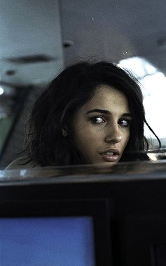 [Naomi Scott] Hey uh.. The name's Cahaya Lalitha Tri.. I go by Lilly though. Um I'm 17, I transferred here about two months ago because my dad got a job offer. I don't really talk a lot, I guess I'm more of an observer, as well as a bi mess. If you have a problem with it then bye. But I normally sit in the back or near the back. I get straight A's, I'm kind of a music nerd. That's really all you're gonna get out of me.