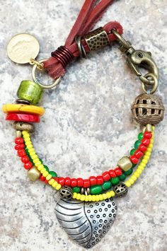 Soulful and Exotic Everyday Bracelet