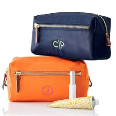 Vibrant Travel Pouch #makeyourmark