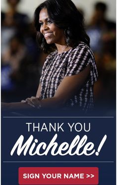 #PLEASE #SIGN THE #CARD: HER #LAST #PUBLIC #SPEECH AS #FIRSTLADY WAS #JANUARY6th#2017 #THANKYOU #FirstLady #FLOTUS Of The United States 🇺🇸 Of America #MichelleObama for being an #INCREDIBLE First Lady >> For 8 amazing years, First Lady Michelle Obama has led our country with grace, strength, and compassion. As her time in the White House comes to an end, help us thank her for her incredible service:
