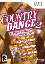 Wii Country Dance 2 need it