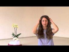 Selbstmassage: Kopfhautmassage 1. Teil - mein.yoga-vidya.de - Yoga Forum und Community