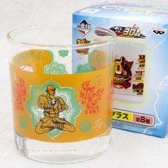 Street Fighter 30th Glass #2 Capcom Character Banpresto JAPAN GAME
