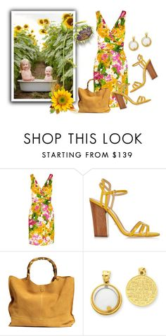 """Last Of Summer"" by sjlew ❤ liked on Polyvore featuring Theia, Sergio Rossi and Kevin Jewelers"