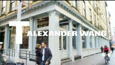 Alexander Wang NYC Shop