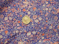 Liberty Clarendon Jersey fabric Shaukaut