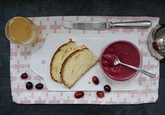 Granola, Caramel, Brunch, Bread, Breakfast, Seasonal Recipe, White Chocolate, Morning Breakfast, Food
