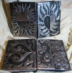 Of Light & Dark journal worshop - Doris Arndt-Take this class at Portland Art and Soul!