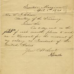 Abraham Lincoln Appoints William T. Sherman a General