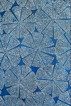 how to make your own pattern Luli Sanchez - blue dot sea flower White on blue glamorous pink. Motifs Textiles, Textile Patterns, Textile Design, Fabric Design, Geometric Patterns, Pattern Dots, Doodle Pattern, Pattern Design, Pretty Patterns