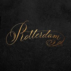 Calligraphy and Lettering exercises by Giuseppe Salerno.