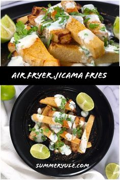 Healthy Eating Recipes, Veggie Recipes, Real Food Recipes, Easy Recipes, Lime Recipes, Veggie Meals, Amazing Recipes, Summer Recipes, Jicama Recipe