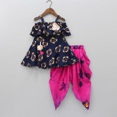 Indian Wear, Ethnic Wear for Girls Frock Design, Baby Dress Design, Kids Outfits Girls, Little Girl Dresses, Girl Outfits, Kids Dress Wear, Dress Clothes For Women, Kids Frocks, Frocks For Girls