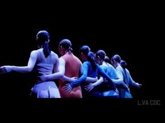 'Shadow mask' [L.va CDC (Contemporary Dance Company)