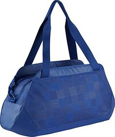 fc9513c73 Nike Duffel Gym Bag in Blue for Women The Nike® Legend Medium duffle bag  combines fashion and function to give you a duffel that's great for every