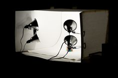Photo Studio: Tabletop Studio - DIY
