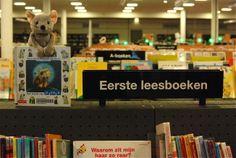 Eerste leesboeken, voorleesboeken en A-boeken.