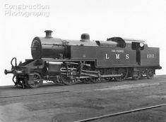 LMS Fowler The Prince type 4 - Construction Photography Train Car, Train Tracks, British Rail, British Isles, Grey Wallpaper Iphone, Weather Storm, Steam Railway, Railway Museum, Thomas The Tank