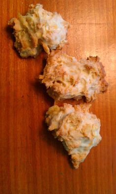 Bacon & kettle chip dog treats