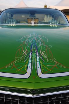 Awesome Pinstriping!
