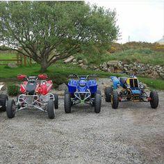 Honda TRX 450 Yamaha Blaster 200; Yamaha Banshee 350 @Matthew_Coyle1 Sick quads The Crew: @805quads @elitequadsvids LINK IN BIO #Yamaha #blaster #200 #yamahablaster #yamahablaster200 #banshee #350 #yamahabanshee #yamahabanshee350 #Honda #trx #450 #trx450 #hondatrx #hondatrx #quadlife by elitequads Blaster 200, Atvs, Motocross, Yamaha, Sick, Honda, Instagram Posts, Dirt Biking, Dirt Bikes