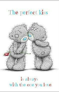 ♥ Tatty Teddy ♥ The Perfect Kiss... ♥