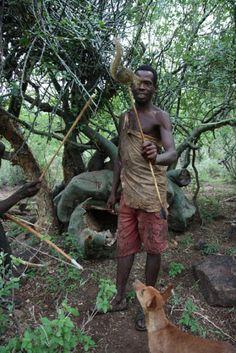 Hadzabe Bushmen, Tanzania